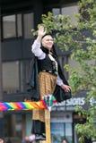 Orgullo gay VIIII Fotos de archivo libres de regalías