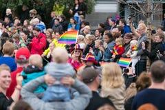 Orgullo gay XI Fotos de archivo libres de regalías