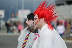 Orgullo gay XII Imágenes de archivo libres de regalías