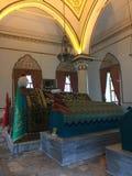 Orhan Gazi mausoleum. In Bursa, Turkey Stock Photography
