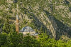 Orhan Gazi Mosque arkivfoto