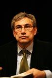 Orhan Pamuk Stock Images
