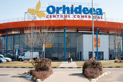 Orhideea shopping mall Royalty Free Stock Images