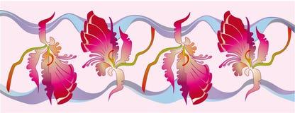 orhids Стоковое Изображение