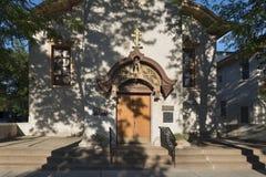 Orhodox-Kirche in Chicago Lizenzfreies Stockfoto