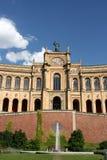 Oriëntatiepunt in München Royalty-vrije Stock Fotografie