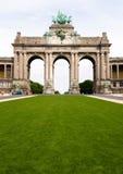 Oriëntatiepunt van Brussel royalty-vrije stock afbeelding