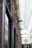Oriëntatiepunt van Brussel Stock Afbeeldingen
