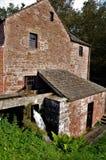 Oriëntatiepunten van Schotland - Barry Watermill stock fotografie