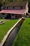 Oriëntatiepunten van Schotland - Barry Watermill royalty-vrije stock afbeelding
