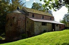 Oriëntatiepunten van Schotland - Barry Watermill royalty-vrije stock foto's