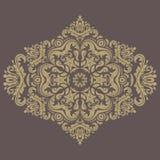 Oriënteer Abstract Patroon Royalty-vrije Stock Foto