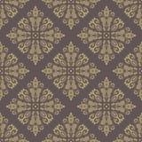 Oriënteer naadloos patroon abstracte achtergrond Royalty-vrije Stock Foto's