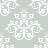Oriënteer naadloos patroon abstracte achtergrond Royalty-vrije Stock Afbeeldingen