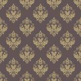 Oriënteer naadloos patroon abstracte achtergrond Royalty-vrije Stock Foto