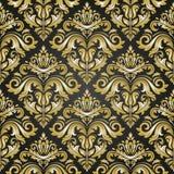 Oriënteer Naadloos Vectorpatroon Samenvatting Royalty-vrije Stock Fotografie