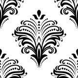 Oriënteer Naadloos Vectorpatroon Samenvatting royalty-vrije illustratie