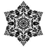 Oriënteer Patroon abstracte achtergrond Royalty-vrije Stock Foto's