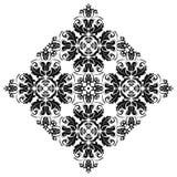 Oriënteer Patroon abstracte achtergrond Royalty-vrije Stock Afbeeldingen