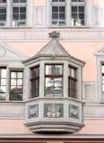 Oriel Window Royalty Free Stock Image