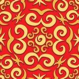 Orient arabesque seamless pattern Royalty Free Stock Photos