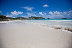 Orient Bay St. Martin. Orient Bay beach in St. Martin in the Caribbean stock photos