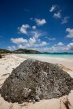 Orient Bay St. Martin Royalty Free Stock Photography