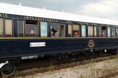 Orient Express Stock Photo