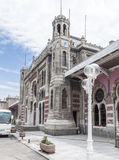 Orient Express Istanbul Train Station Royalty Free Stock Photo