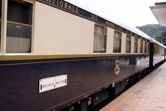 Orient Express Royalty Free Stock Photo