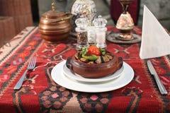 Orient mat fotografering för bildbyråer