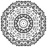 Orient-Muster entziehen Sie Hintergrund Lizenzfreie Stockbilder