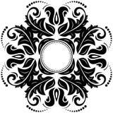Orient  ornamental round lace Stock Photo