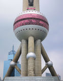 orient pärlemorfärg torn Arkivfoton