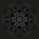 Orient  Pattern. Abstract Background Royalty Free Stock Image