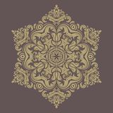 Orient  Pattern. Abstract Background Royalty Free Stock Images