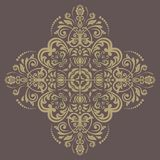 Orient  Pattern. Abstract Background Royalty Free Stock Photo