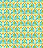 Orient pattern Royalty Free Stock Images