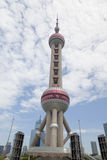 Orient Pearl Tower Royalty Free Stock Images