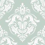 Orient sömlös vektormodell abstrakt backgroun Royaltyfri Fotografi