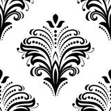 Orient sömlös vektormodell Abstrakt begrepp Royaltyfri Fotografi