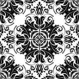 Orient sömlös vektormodell Abstrakt begrepp Royaltyfri Foto