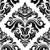 Orient Seamless  Pattern. Abstract Background Stock Image