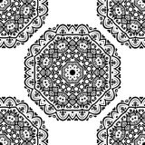 Orient Seamless  Pattern. Abstract Background Royalty Free Stock Image