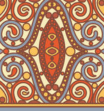 Orient seamless pattern Royalty Free Stock Photo