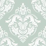 Orient Seamless Vector Pattern. Abstract Backgroun Royalty Free Stock Photography