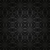 Orient Seamless Vector Pattern. Abstract. Oriental vector pattern with damask, arabesque and floral elements. Seamless abstract background stock illustration