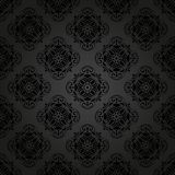 Orient Seamless Vector Pattern. Abstract. Oriental vector pattern with damask, arabesque and floral elements. Seamless abstract background royalty free illustration