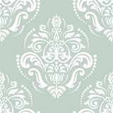 Orient Seamless Vector Pattern. Abstract Stock Photo