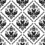 Orient Seamless Vector Pattern. Abstract Royalty Free Stock Photo